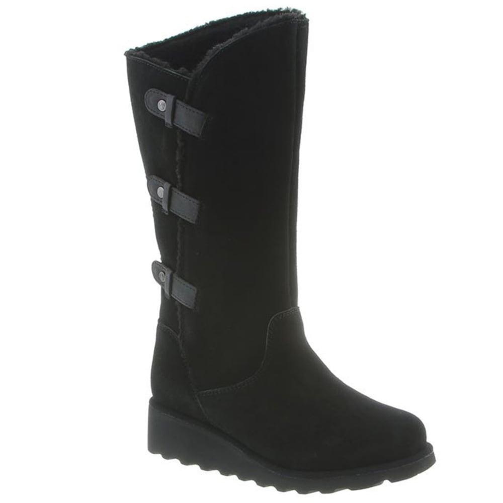 BEARPAW Women's Hayden Boots - BLACK II