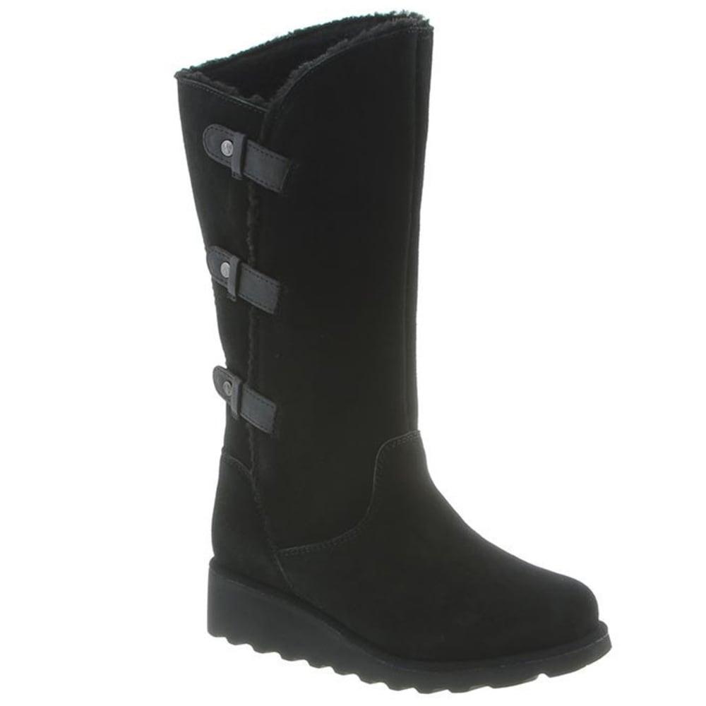 BEARPAW Women's Hayden Boots - BLACK II