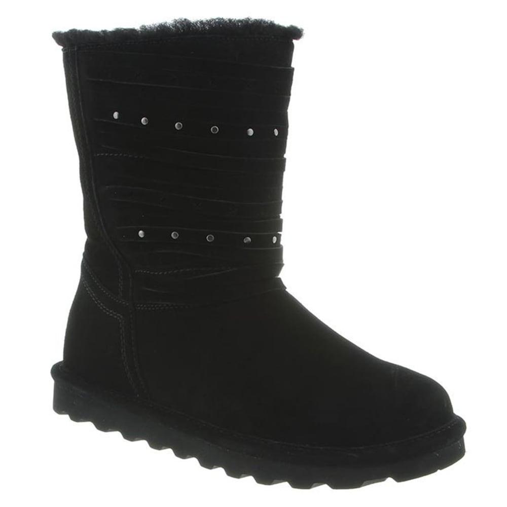 BEARPAW Women's Kennedy Boots - BLACK II