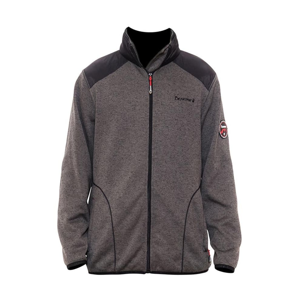 BEARPAW Men's Washington Jacket - GRAY II