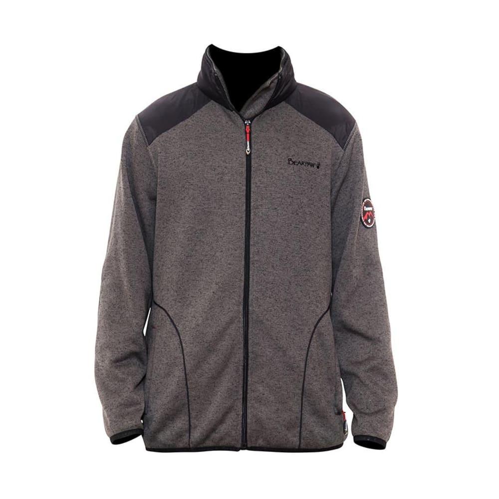 BEARPAW Men's Washington Jacket - GRAY II