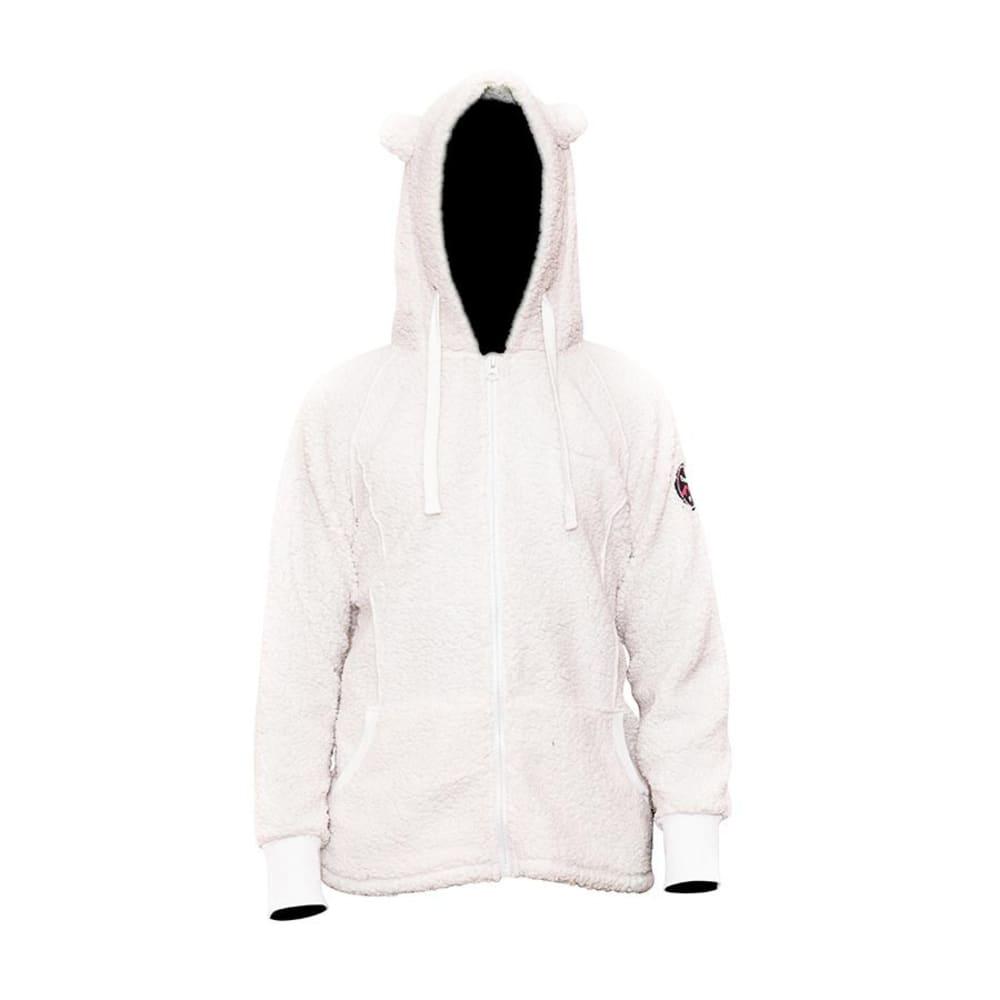 BEARPAW Women's St. Petersburg Jacket - WHITE