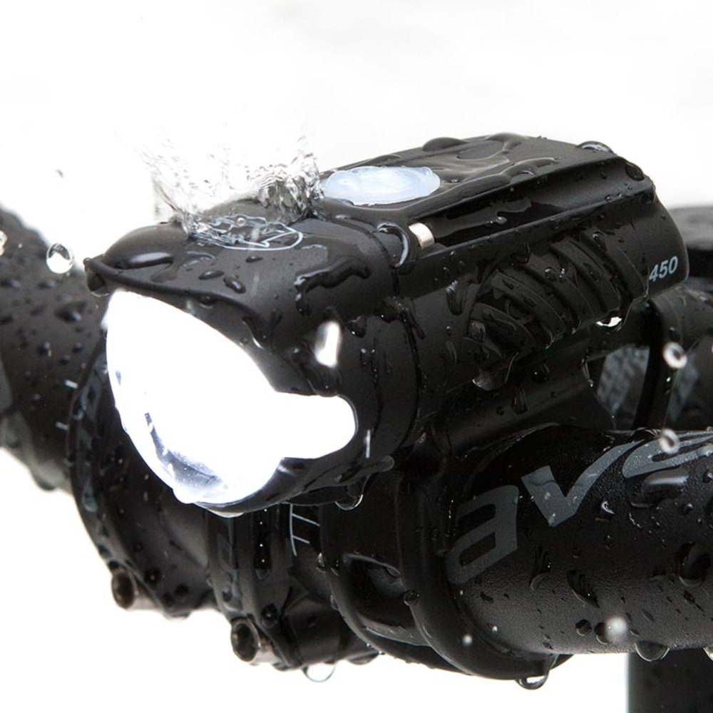 NITERIDER Swift 450 Bike Headlight - BLACK