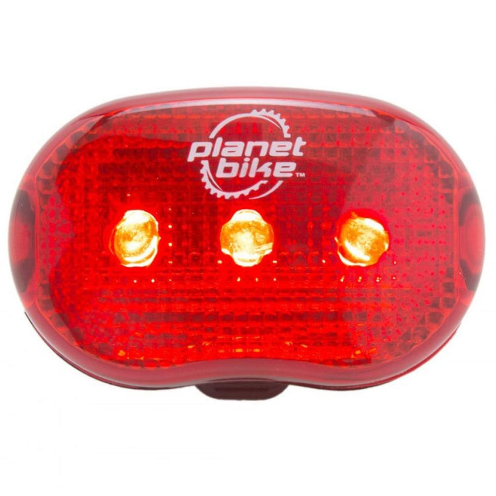 PLANET BIKE Blinky 3 Bike Tail Light - RED