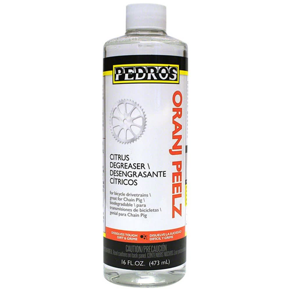 PEDRO'S Oranj Peelz Citrus Degreaser, 16-Ounce - NO COLOR