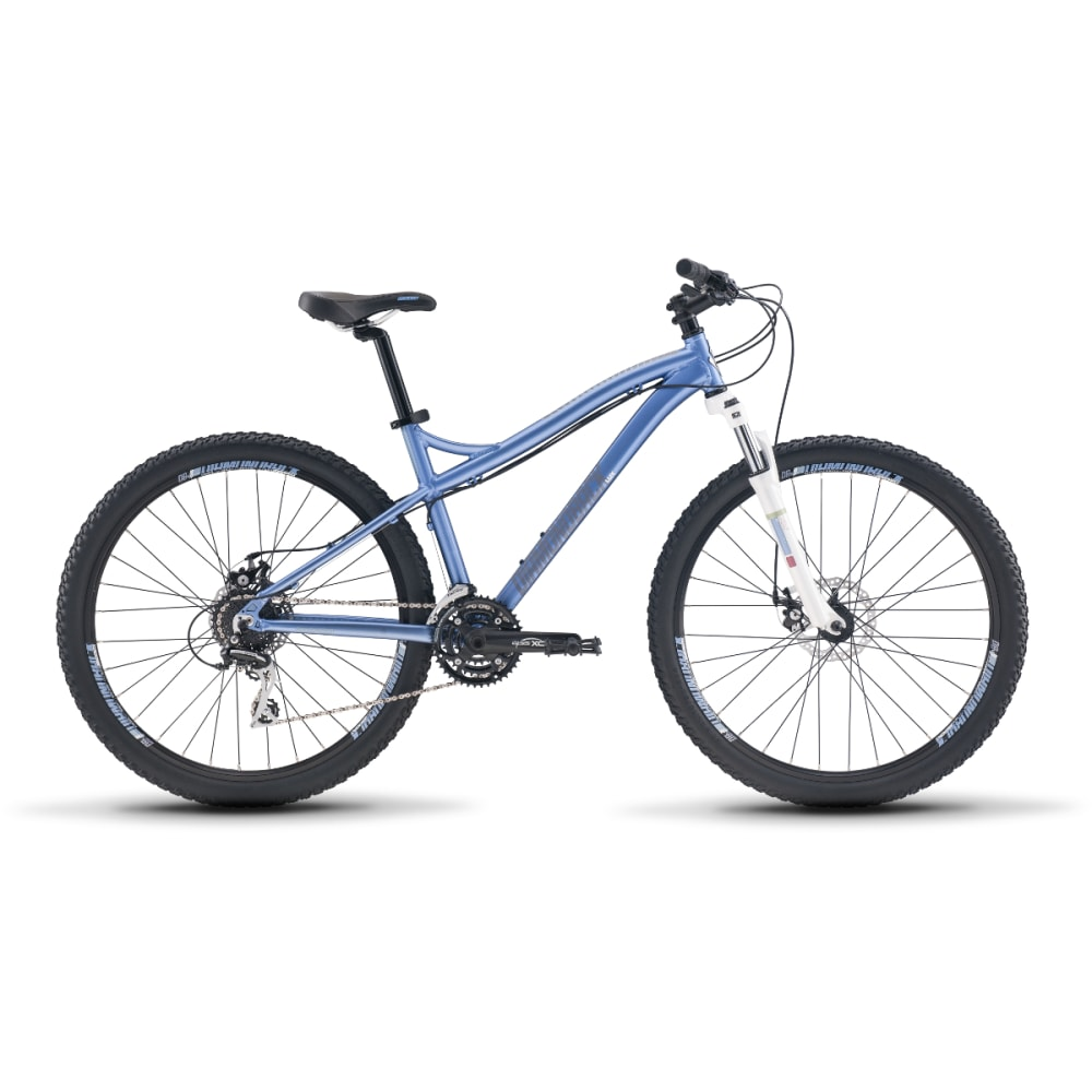 DIAMONDBACK Women's Lux 1 Bike - GLOSS PERIWINKLE BLU