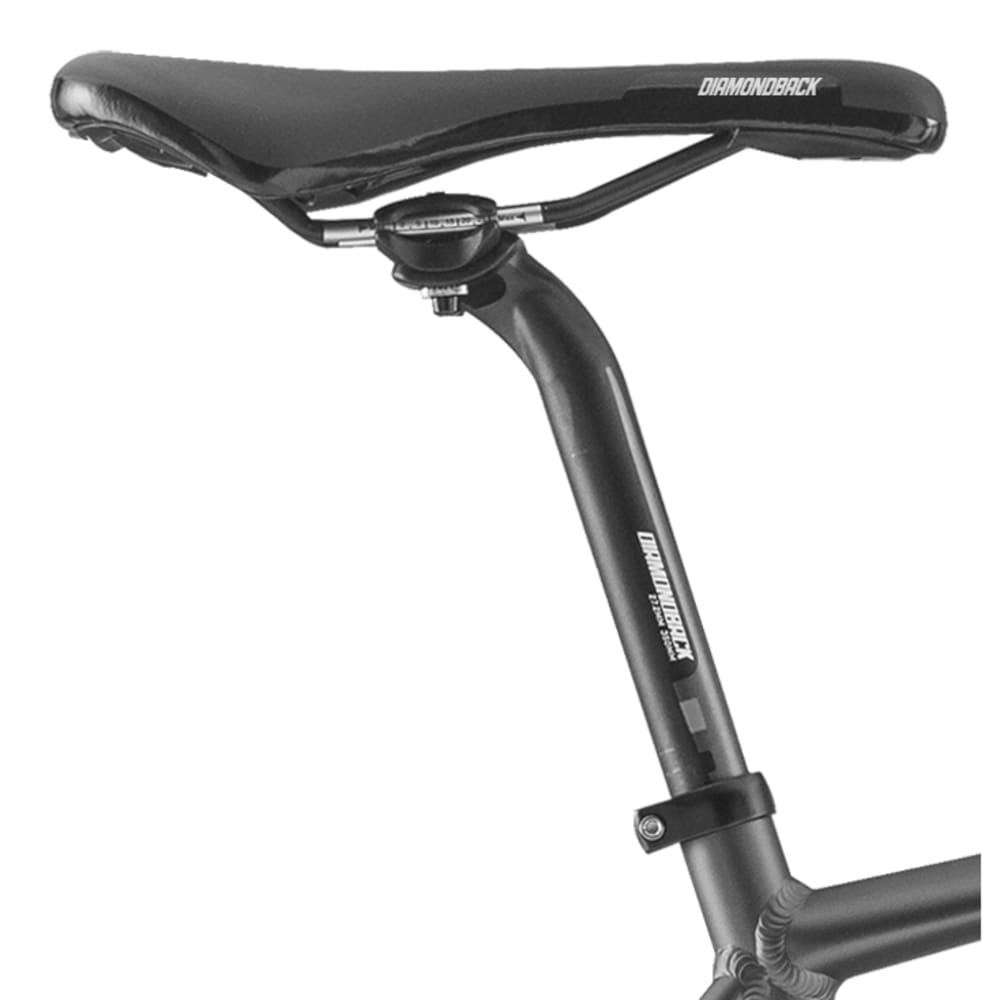 DIAMONDBACK Haanjo 1 Bike - MATTE SILVER