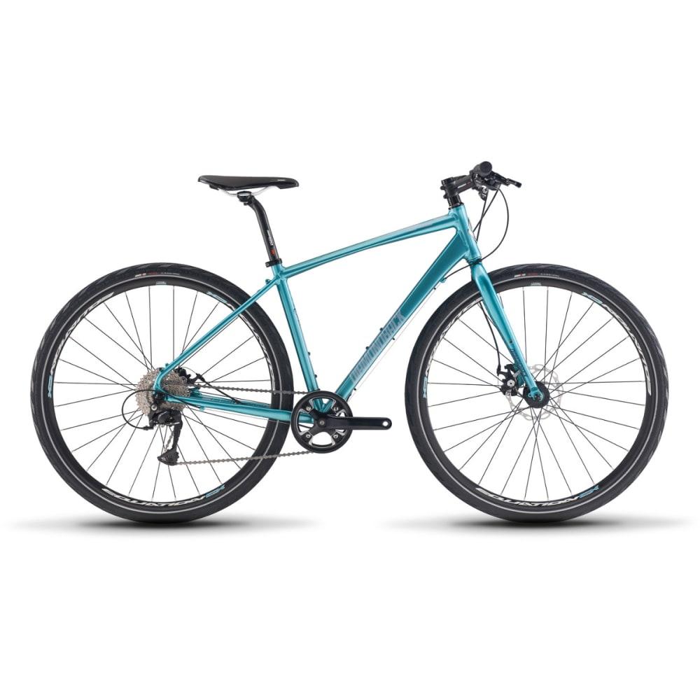 DIAMONDBACK Women's HaanJenn 1 Bike - SATIN BLUE