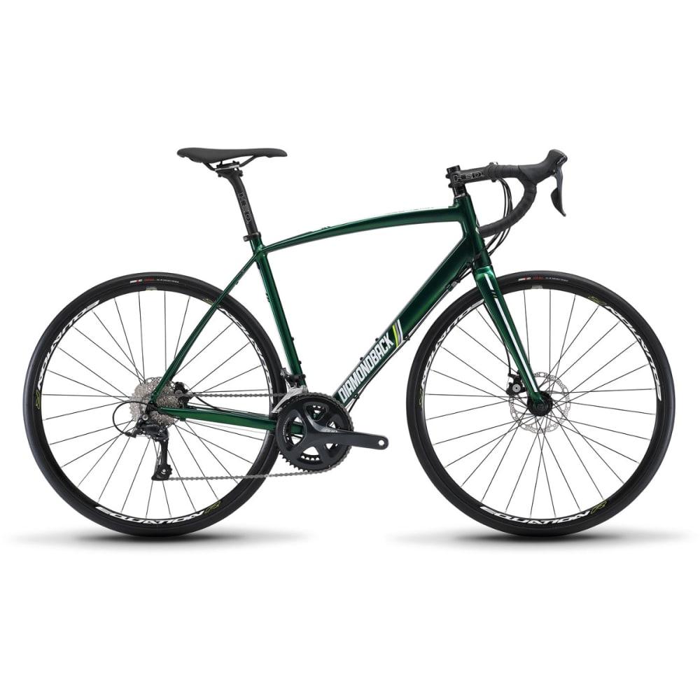 DIAMONDBACK Century 2 Bike - GLOSS DARK GREEN
