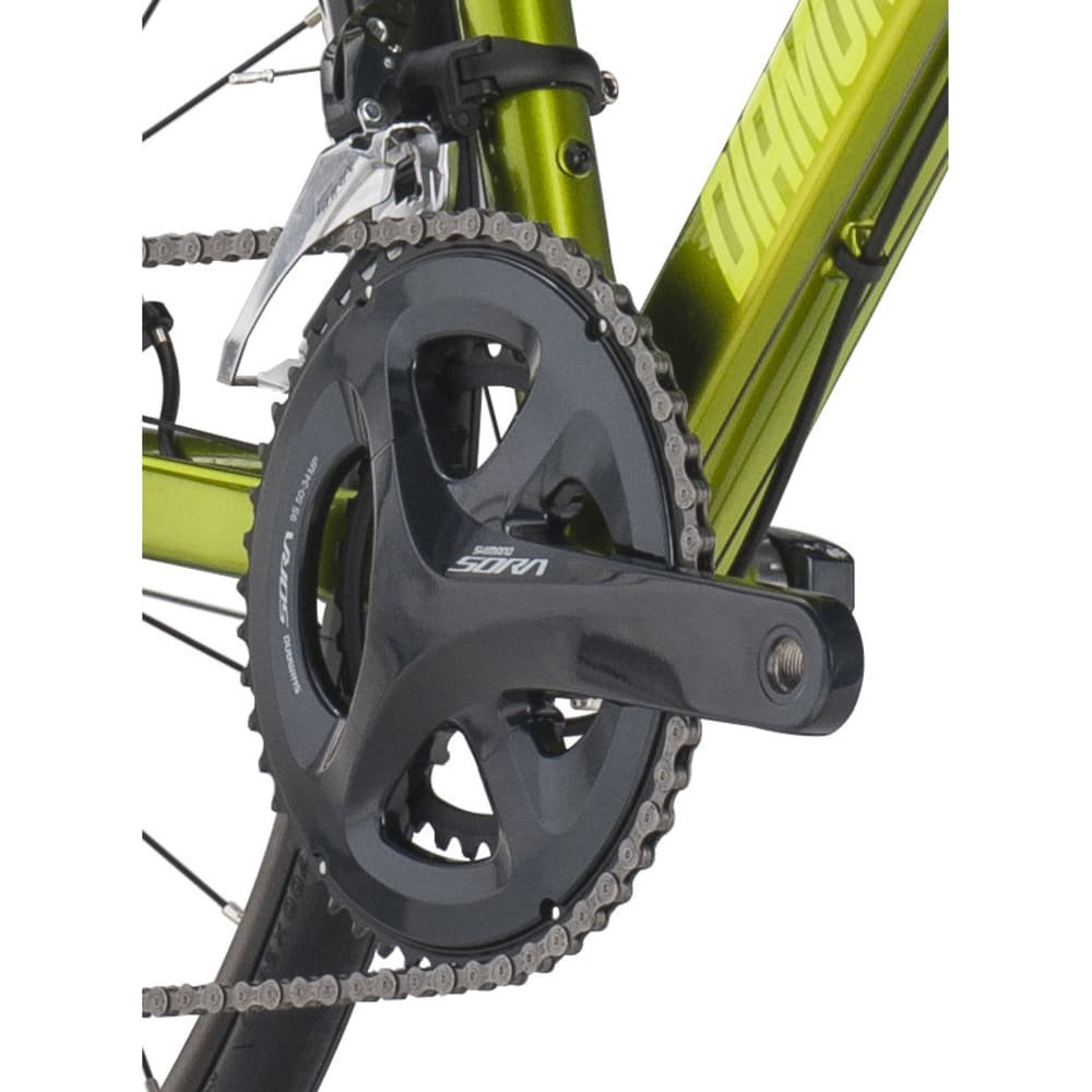 DIAMONDBACK Women's Arden 2 Bike - GLOSS GREEN