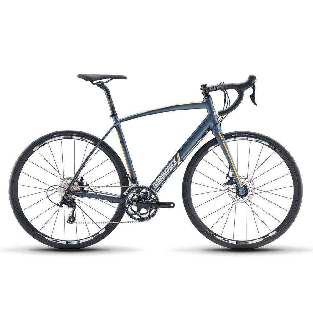 DIAMONDBACK Century 3 Bike - MATTE STEEL BLUE