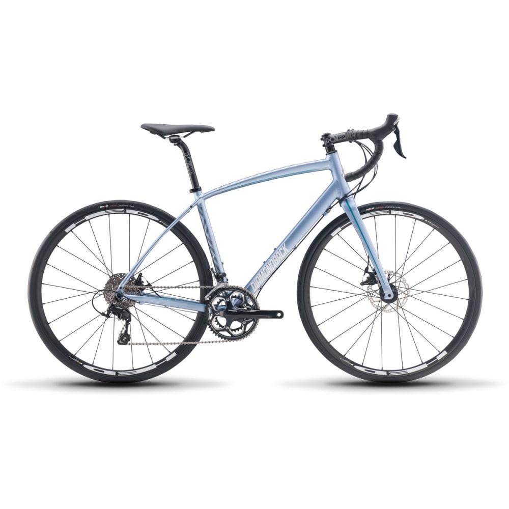 DIAMONDBACK Women's Arden 3 Bike - MATTE SILVER BLUE