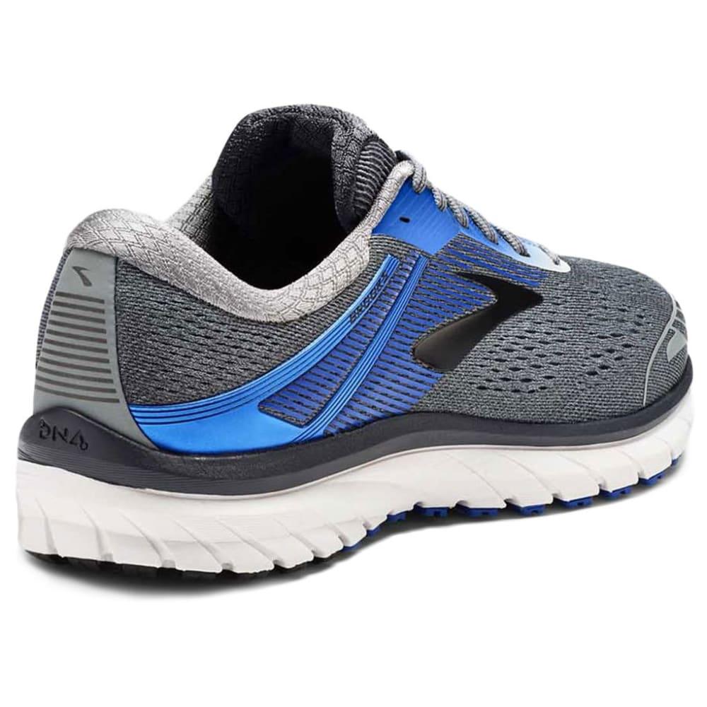 BROOKS Men's Adrenaline GTS 18 Sneakers, Grey - GREY-015