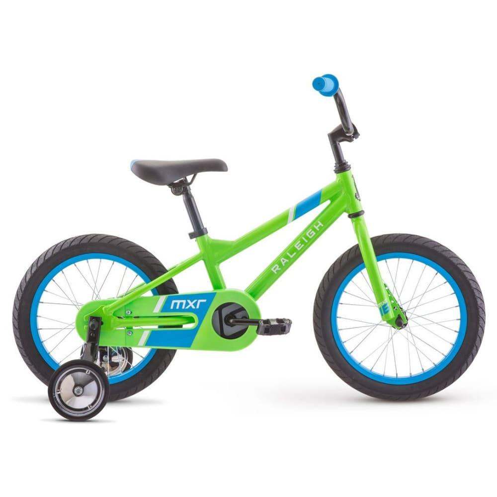 RALEIGH Little Kids' MXR 16 Bike - LIME