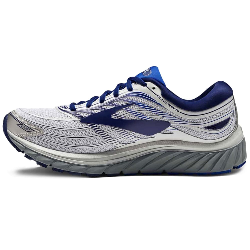 76bbfefa76635 BROOKS Men  39 s Glycerin 15 Running Shoes