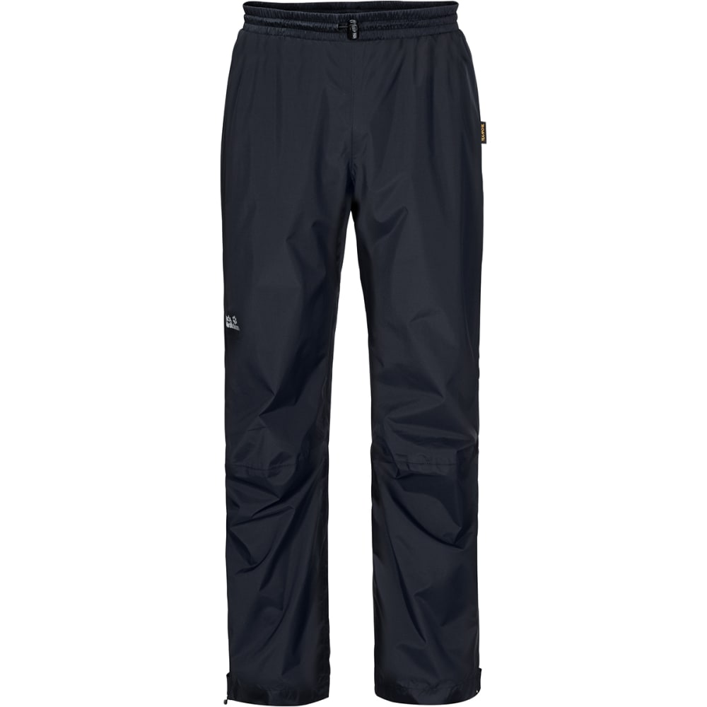 JACK WOLFSKIN Men's Cloudburst Pants - 6000 BLACK