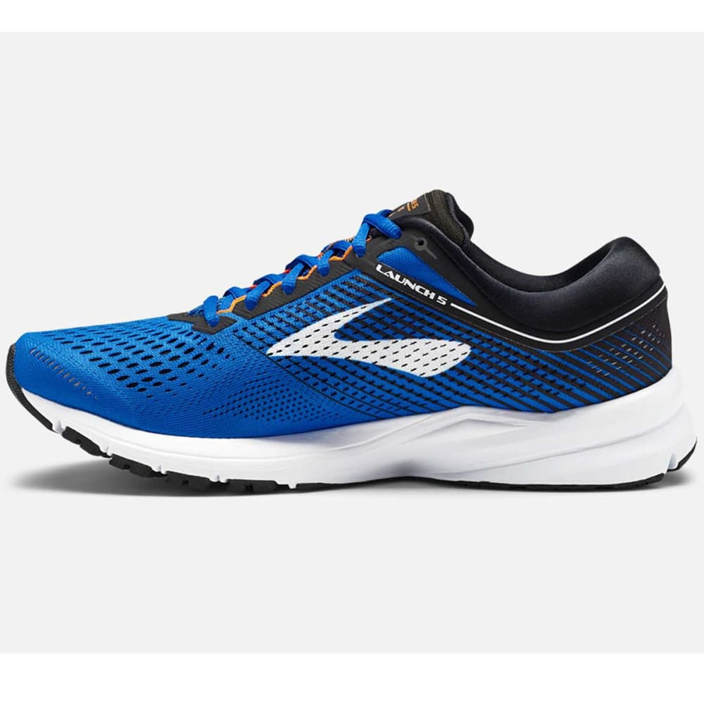 473480009c43e BROOKS Men s Launch 5 Running Shoes - Eastern Mountain Sports