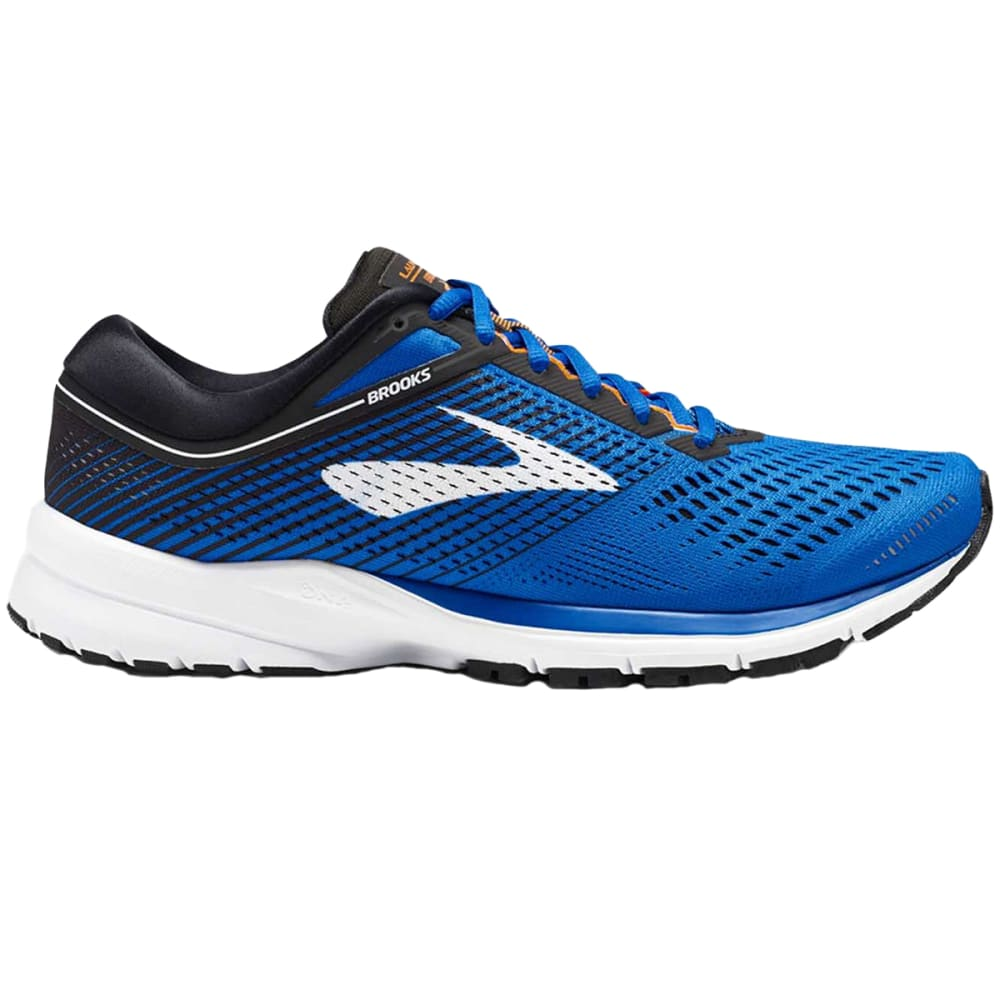 BROOKS Men's Launch 5 Running Shoes - BLUE-420