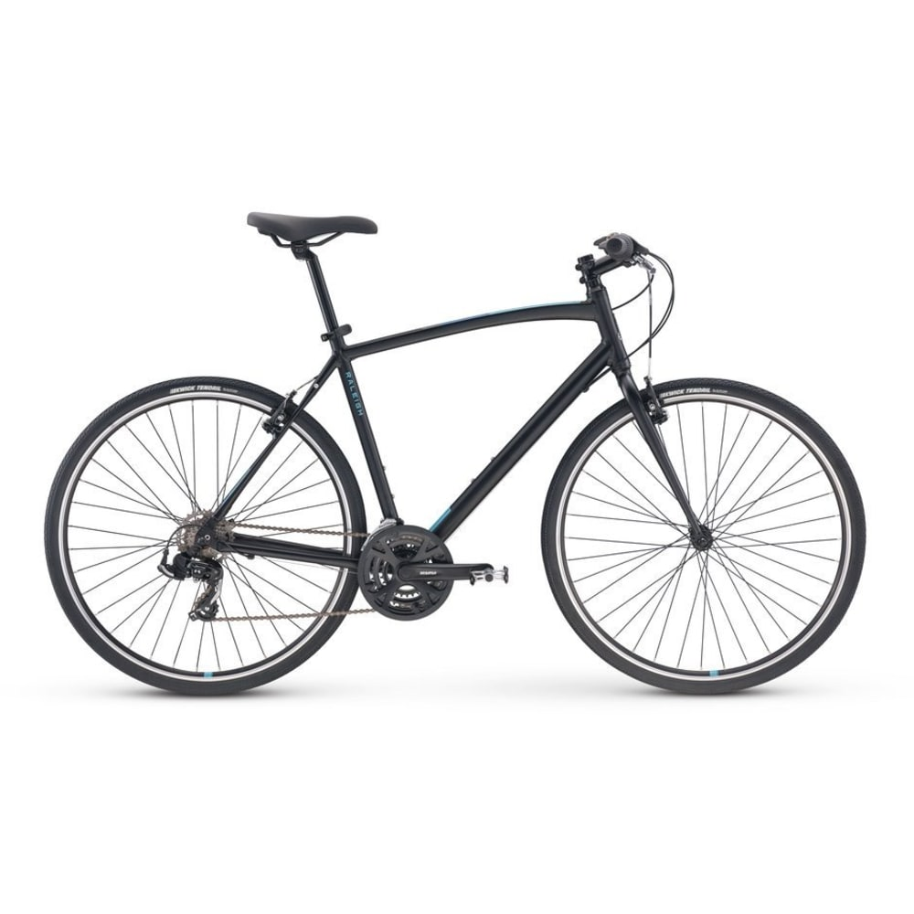 RALEIGH Cadent 1 Bike - BLACK
