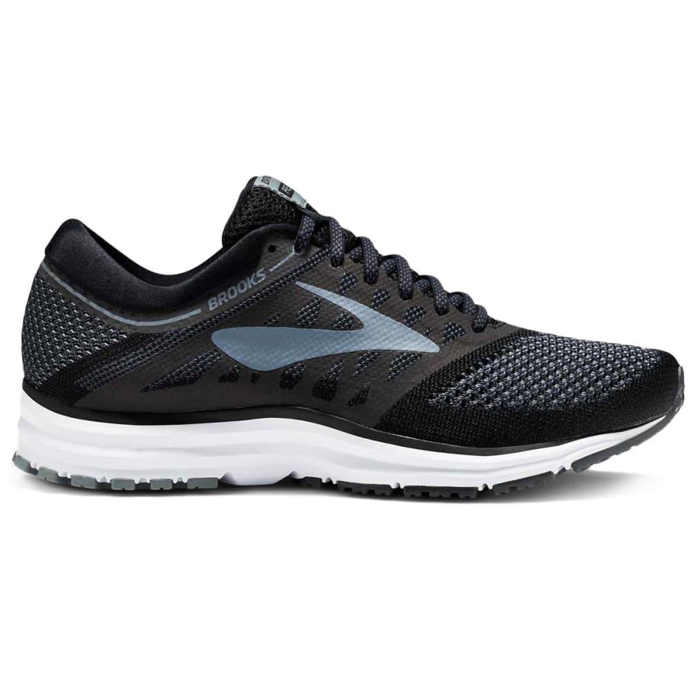 BROOKS Women's Revel Running Shoes, Black - BLACK - 002