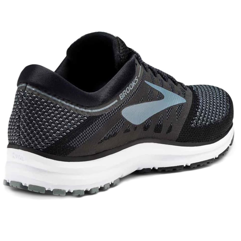 BROOKS Women's Revel Running Shoes, Black - BLACK - 002