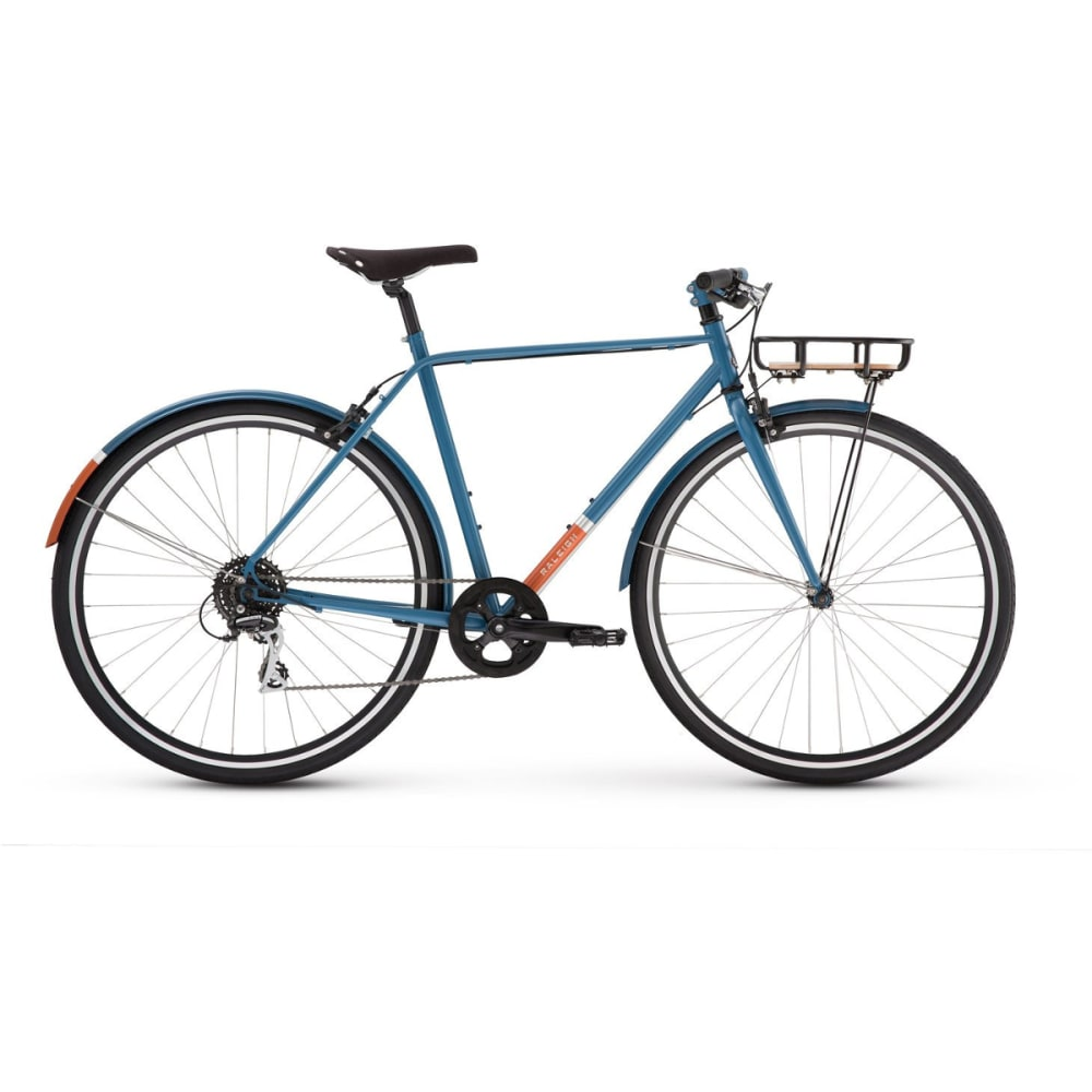 RALEIGH Carlton 8 Bike - BLUE
