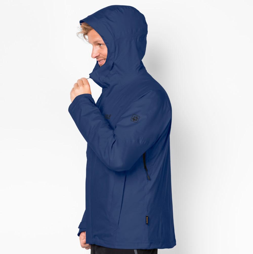 JACK WOLFSKIN Men's Troposphere Jacket - 1505 ROYAL BLUE