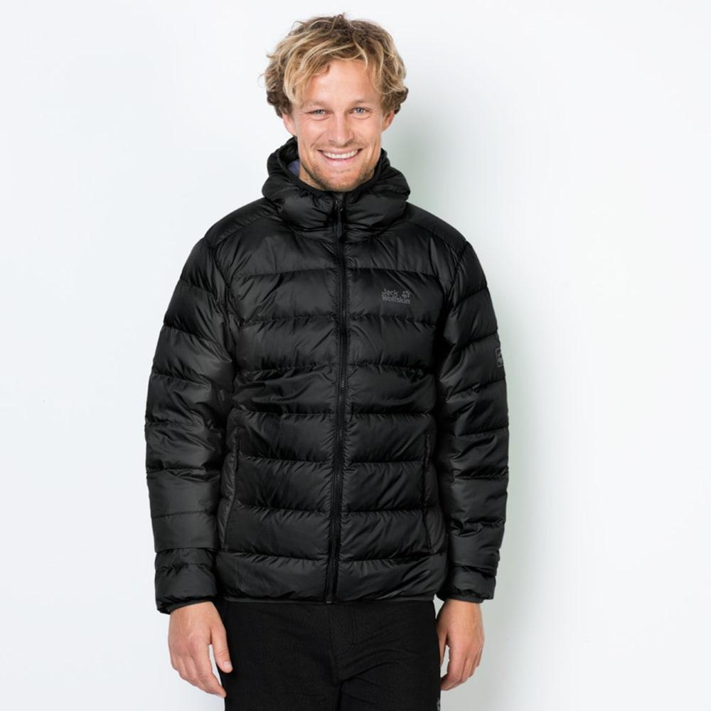 JACK WOLFSKIN Men's Helium Jacket - 6000 BLACK