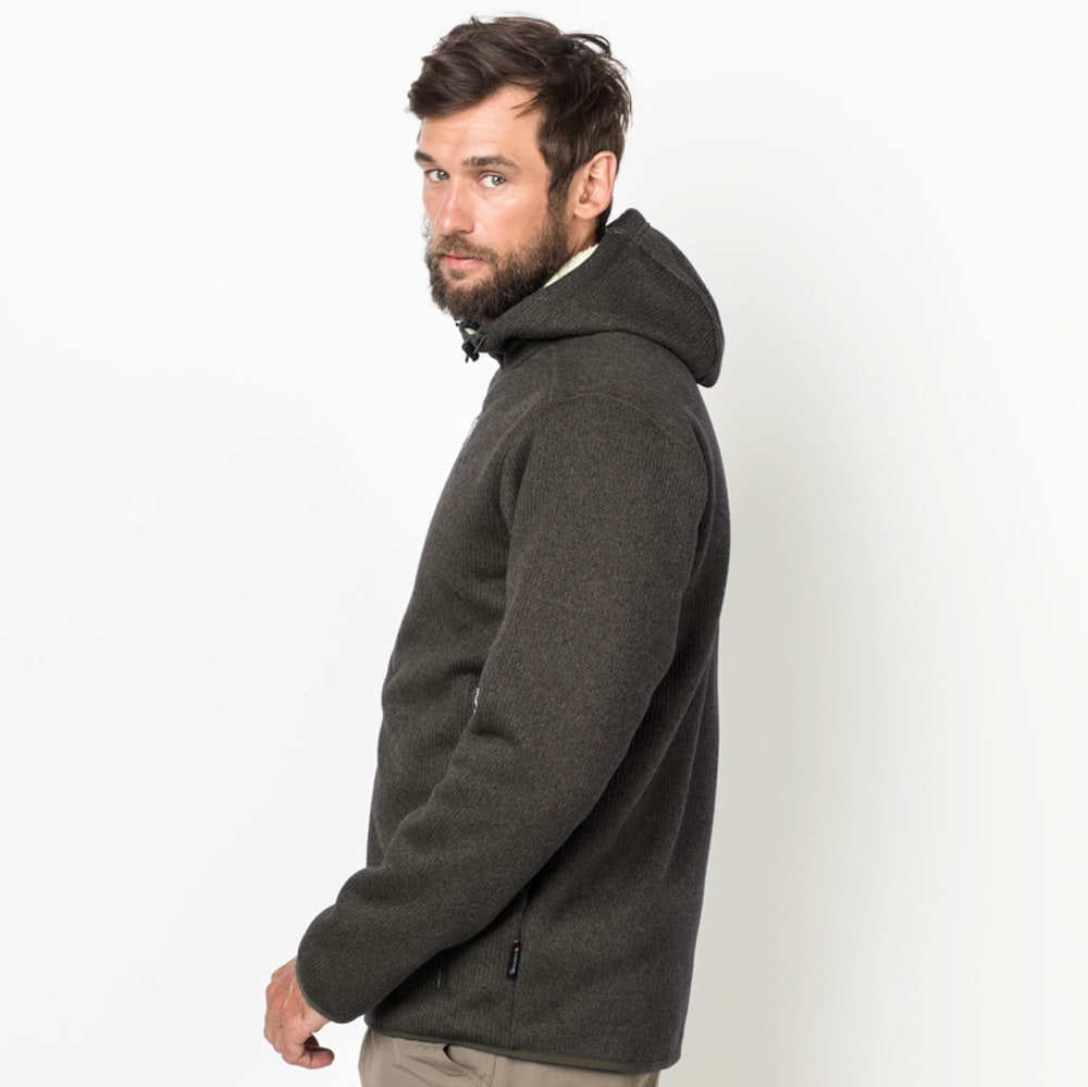 JACK WOLFSKIN Men's Robson Fleece Jacket - 5043 PINEWEOOD