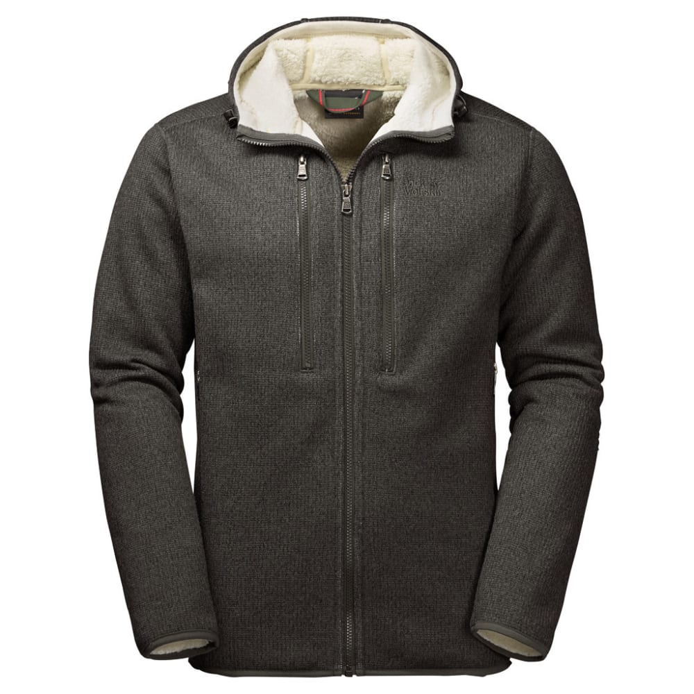 the best attitude 7d1df 1345f JACK WOLFSKIN Men's Robson Fleece Jacket