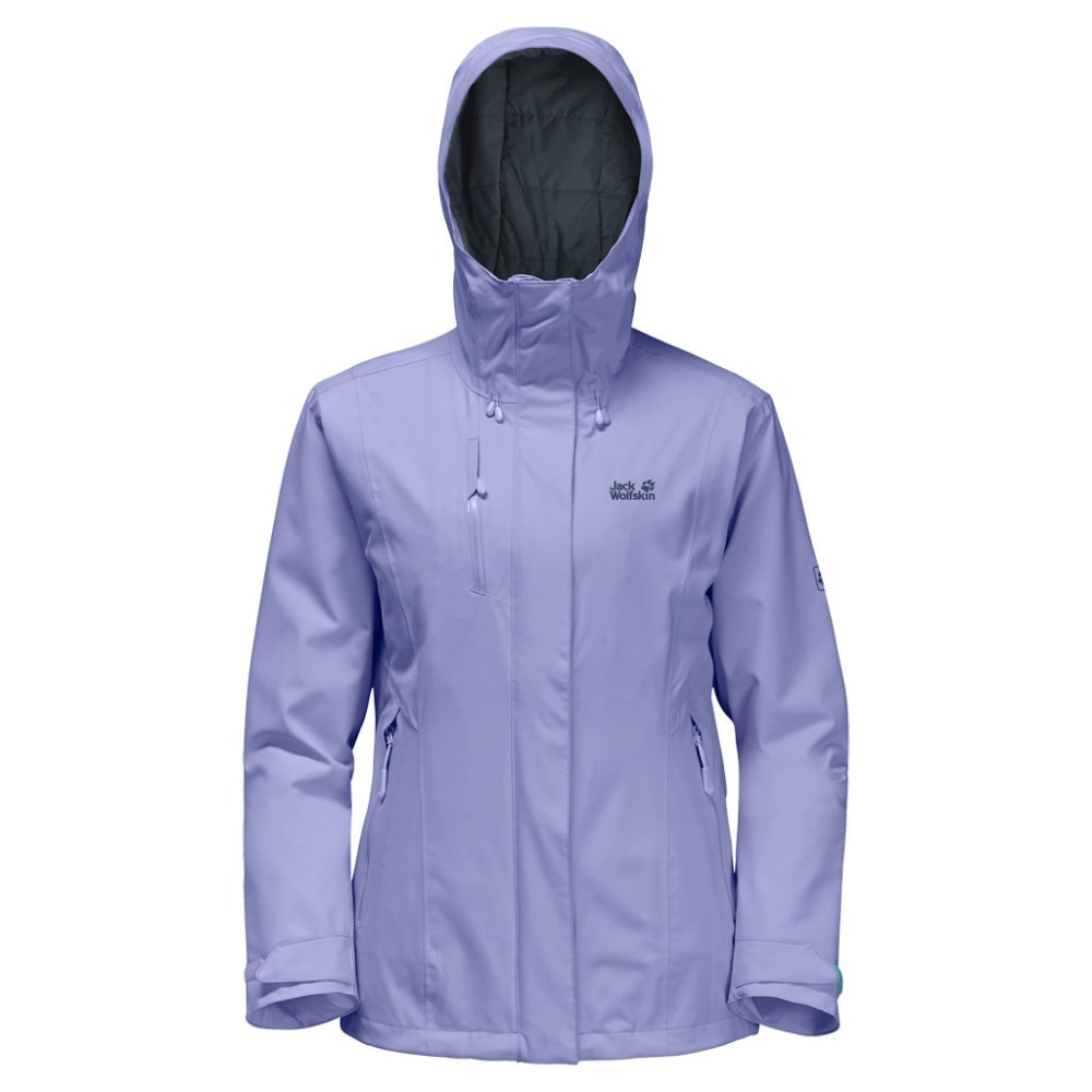 JACK WOLFSKIN Women's Troposphere Jacket - 1133 LAVENDER