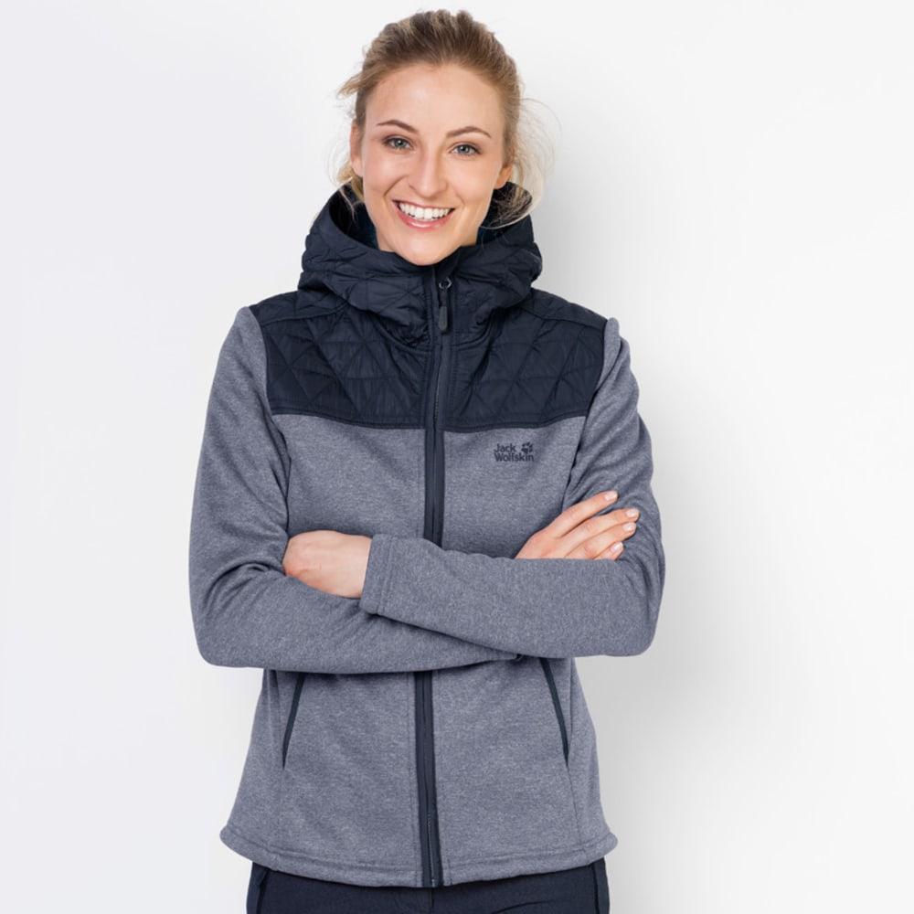Yhdysvallat outlet putiikki tuoreita tyylejä JACK WOLFSKIN Women's Pacific Sky Fleece Jacket