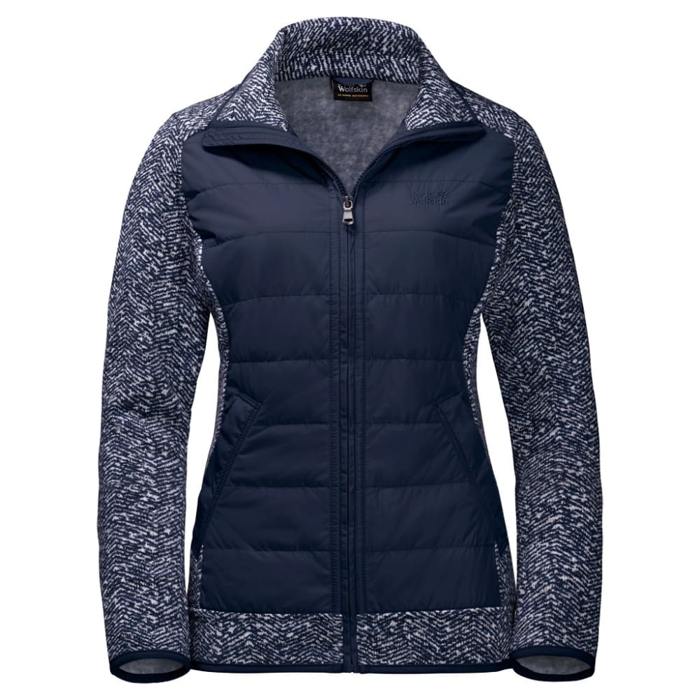 JACK WOLFSKIN Women's Belleville Fleece Jacket XL