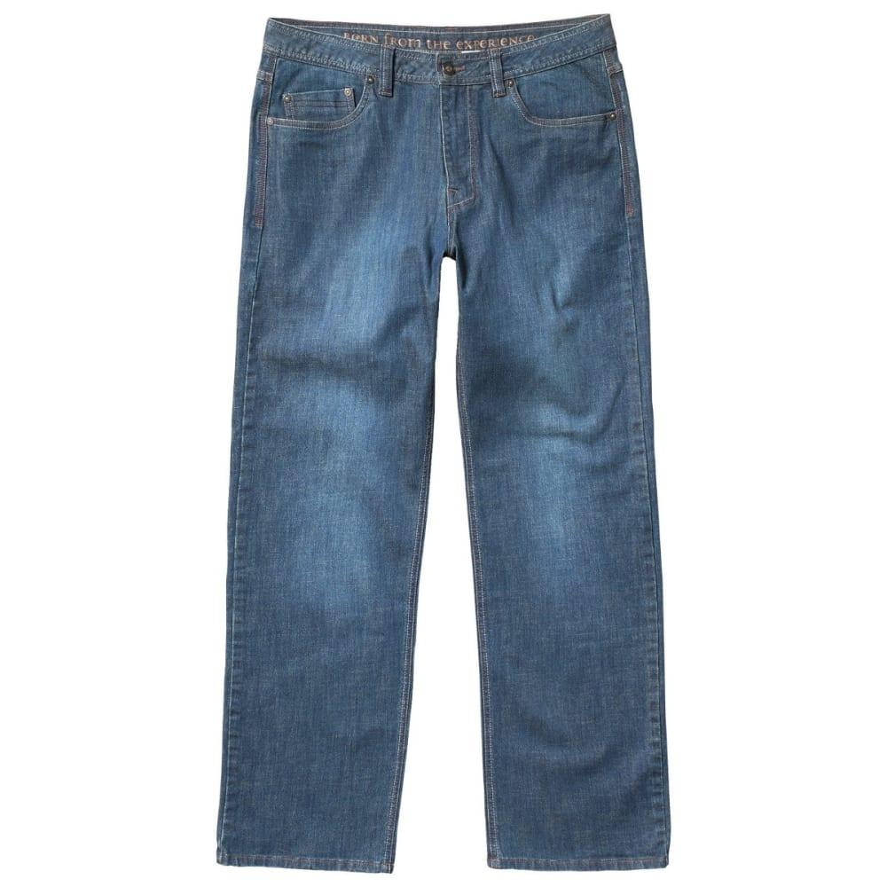 Prana Men's Axiom Jeans - Blue - Size 30/30 M41173202