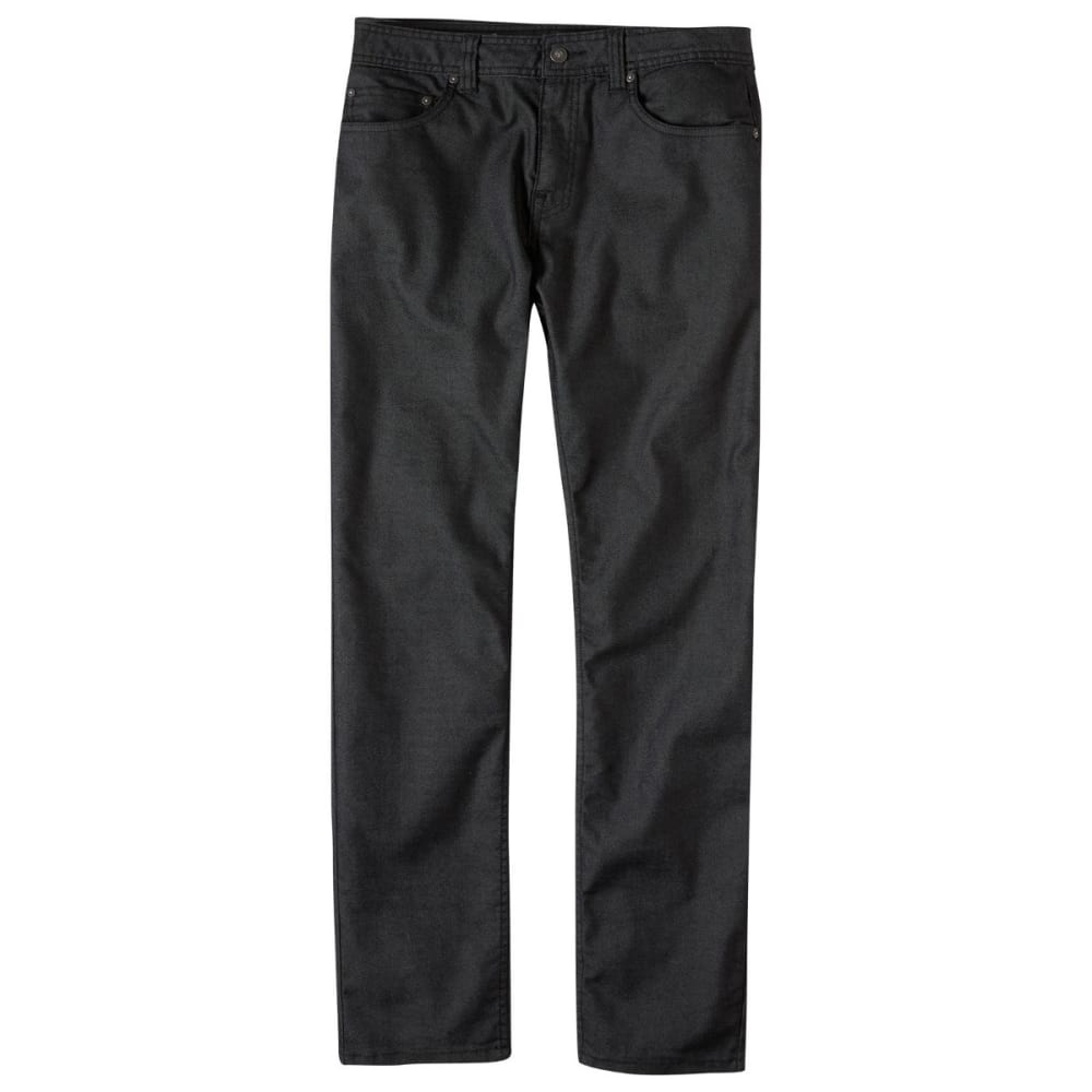 PRANA Men's Bridger Jeans - BLACK