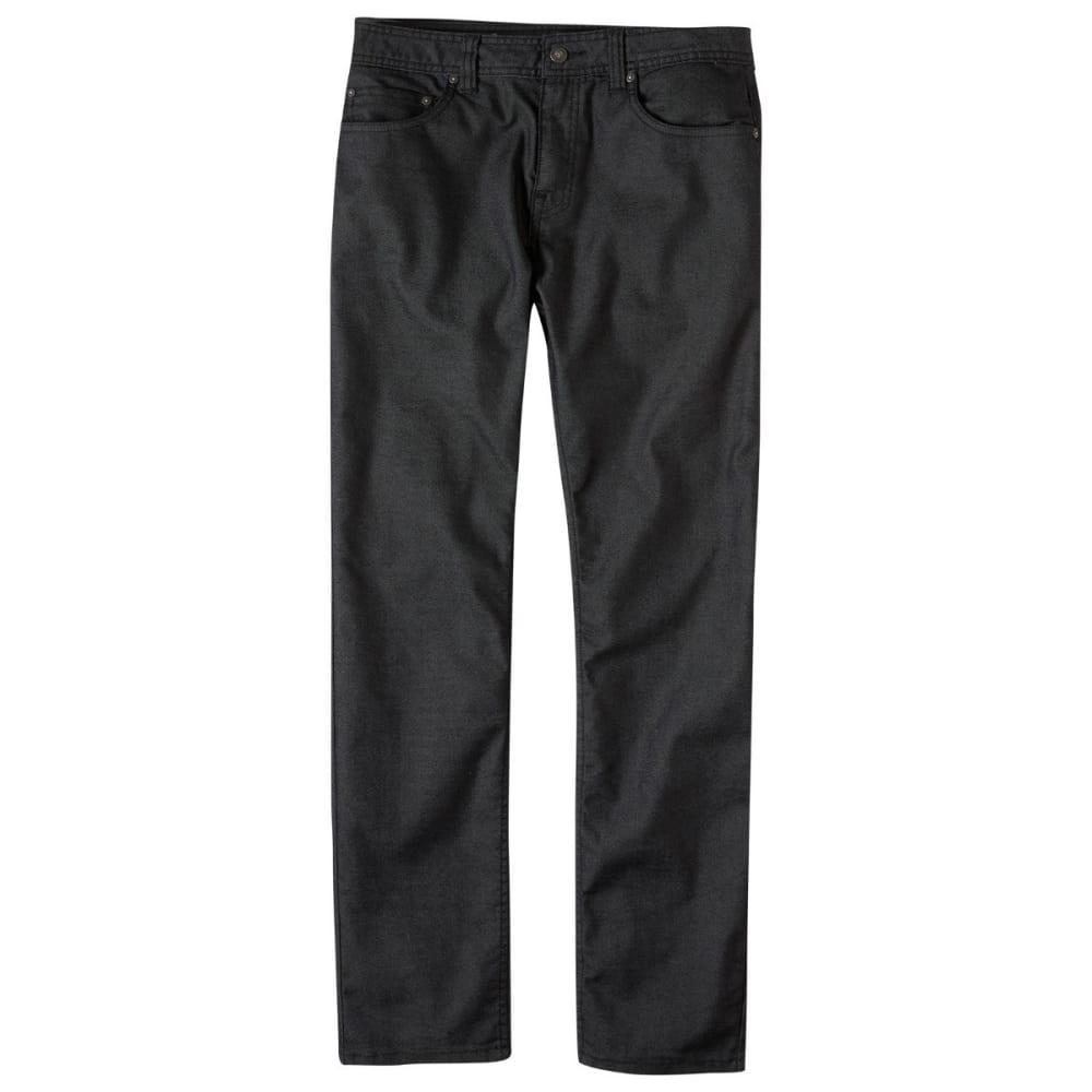 PRANA Men's Bridger Jeans - BLACK