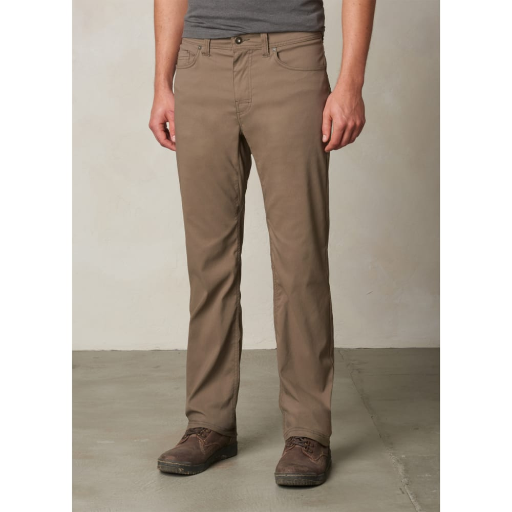 PRANA Men's Brion Pants - MUD