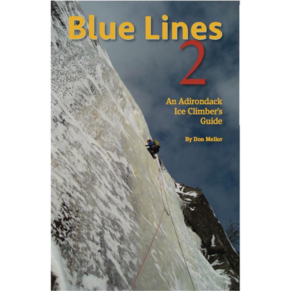 LIBERTY MOUNTAIN Blue Lines 2 Book - NO COLOR