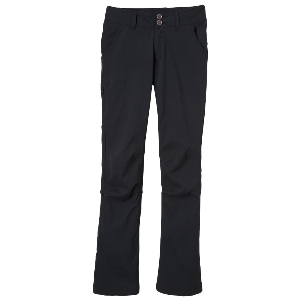 PRANA Women's Halle Pants - BLACK