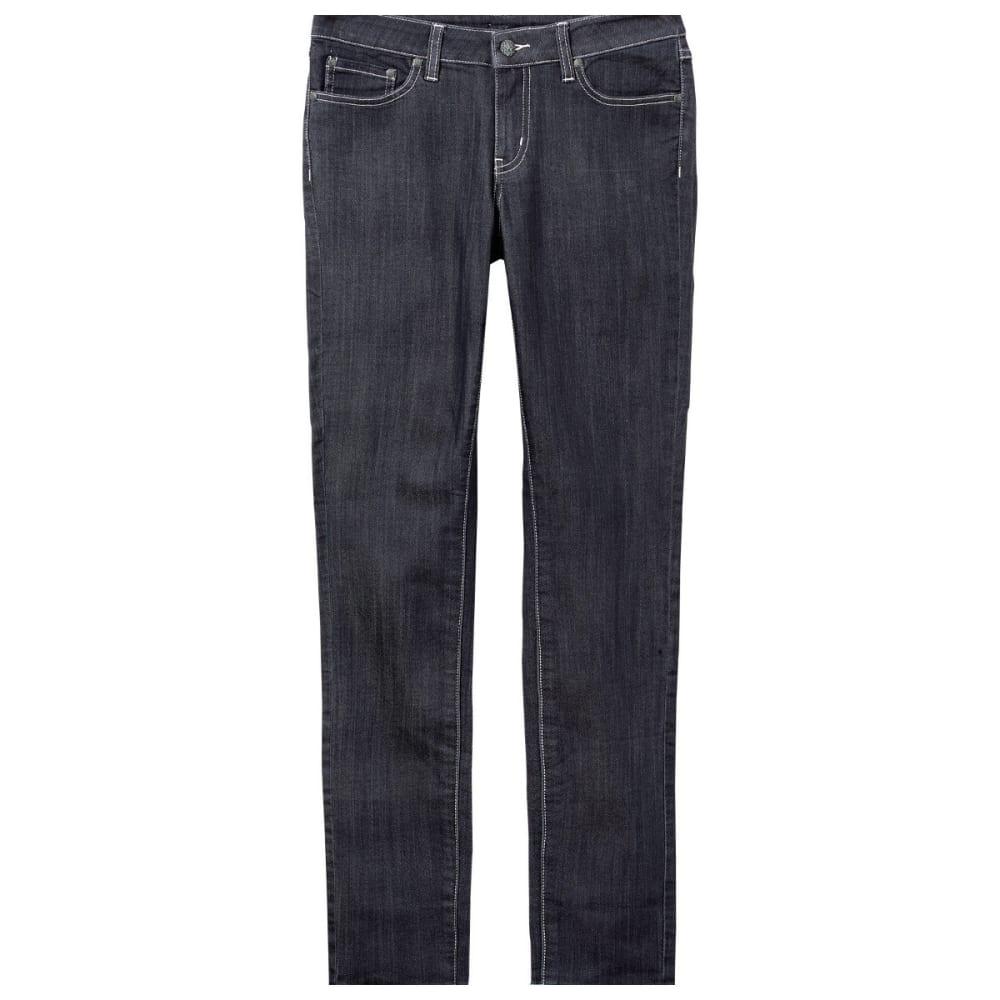 PRANA Women's Kayla Jean Mid-Rise Denim Jeans - DENIM