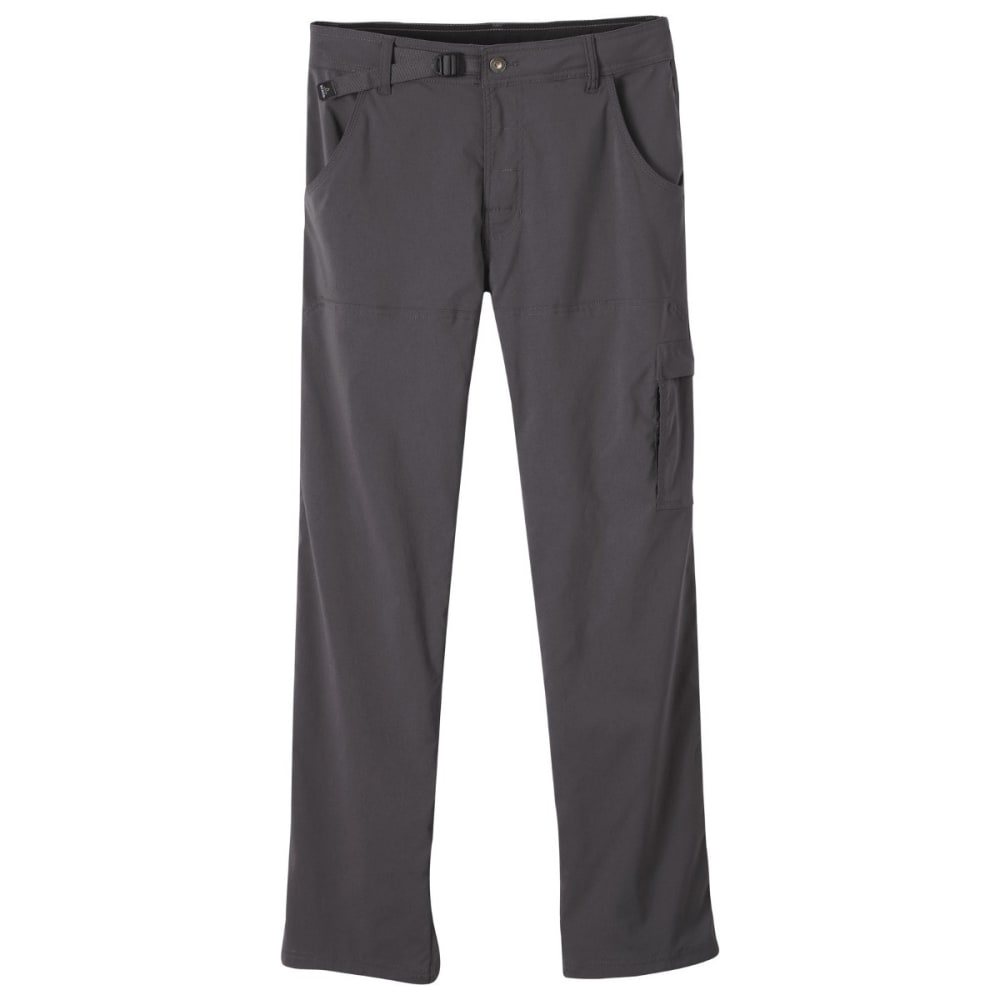 PRANA Men's Stretch Zion Pant - CHARCOAL