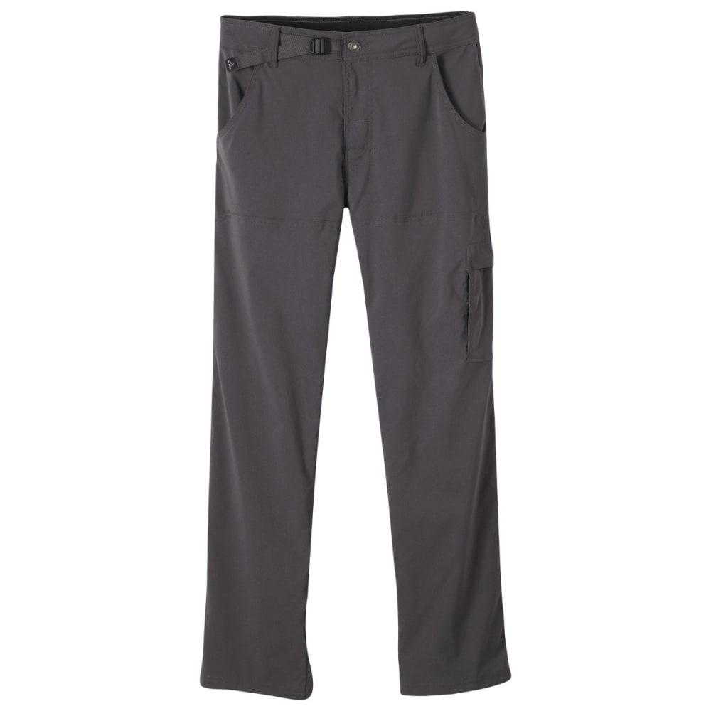 PRANA Men's Stretch Zion Pant - CHARCOAL