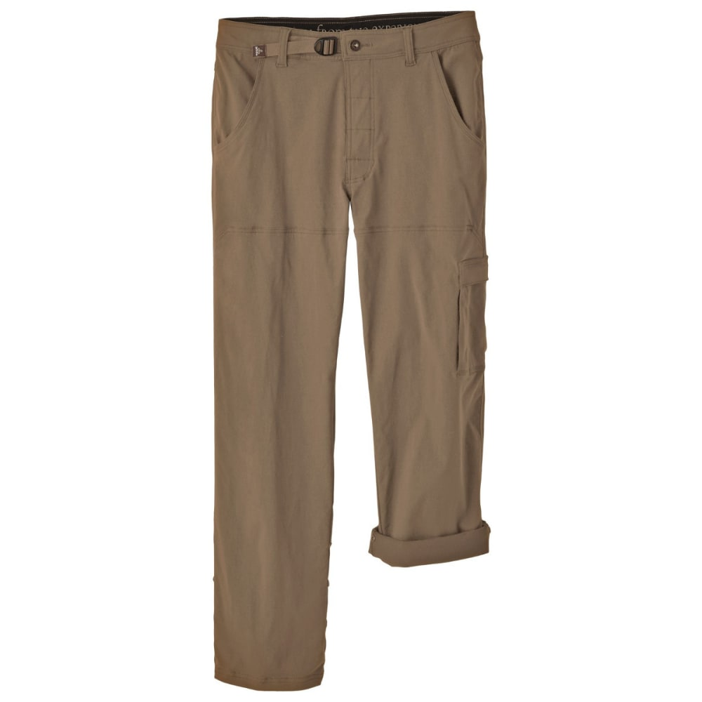 PRANA Men's Stretch Zion Pant - MUD