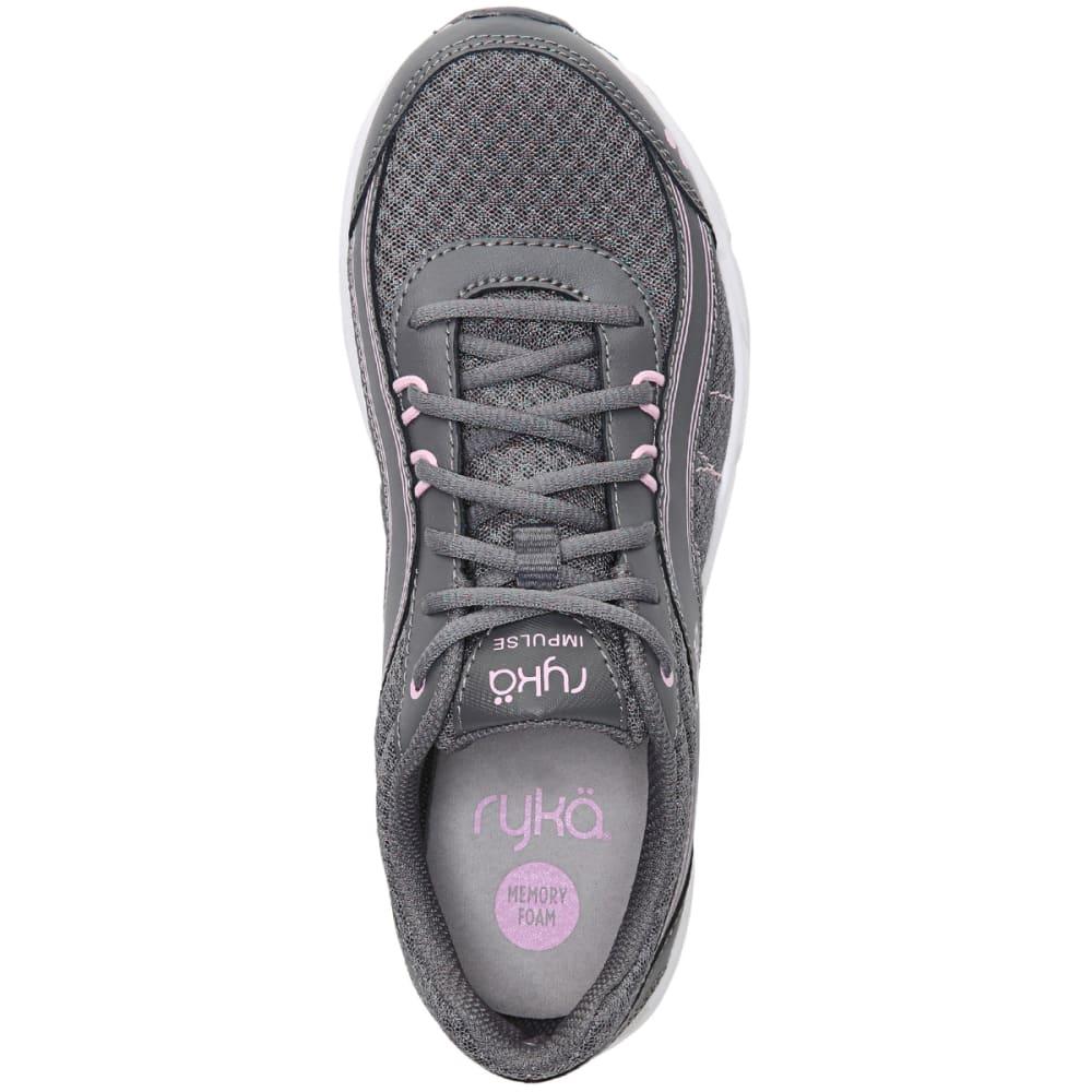 RYKA Women's Impulse Walking Shoes, Grey - GREY