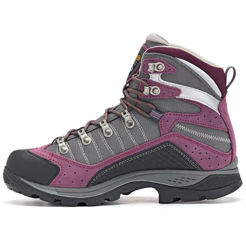 ASOLO Women's Drifter EVO GV Waterproof Mid Hiking Boots - GRAPEADE/STONE