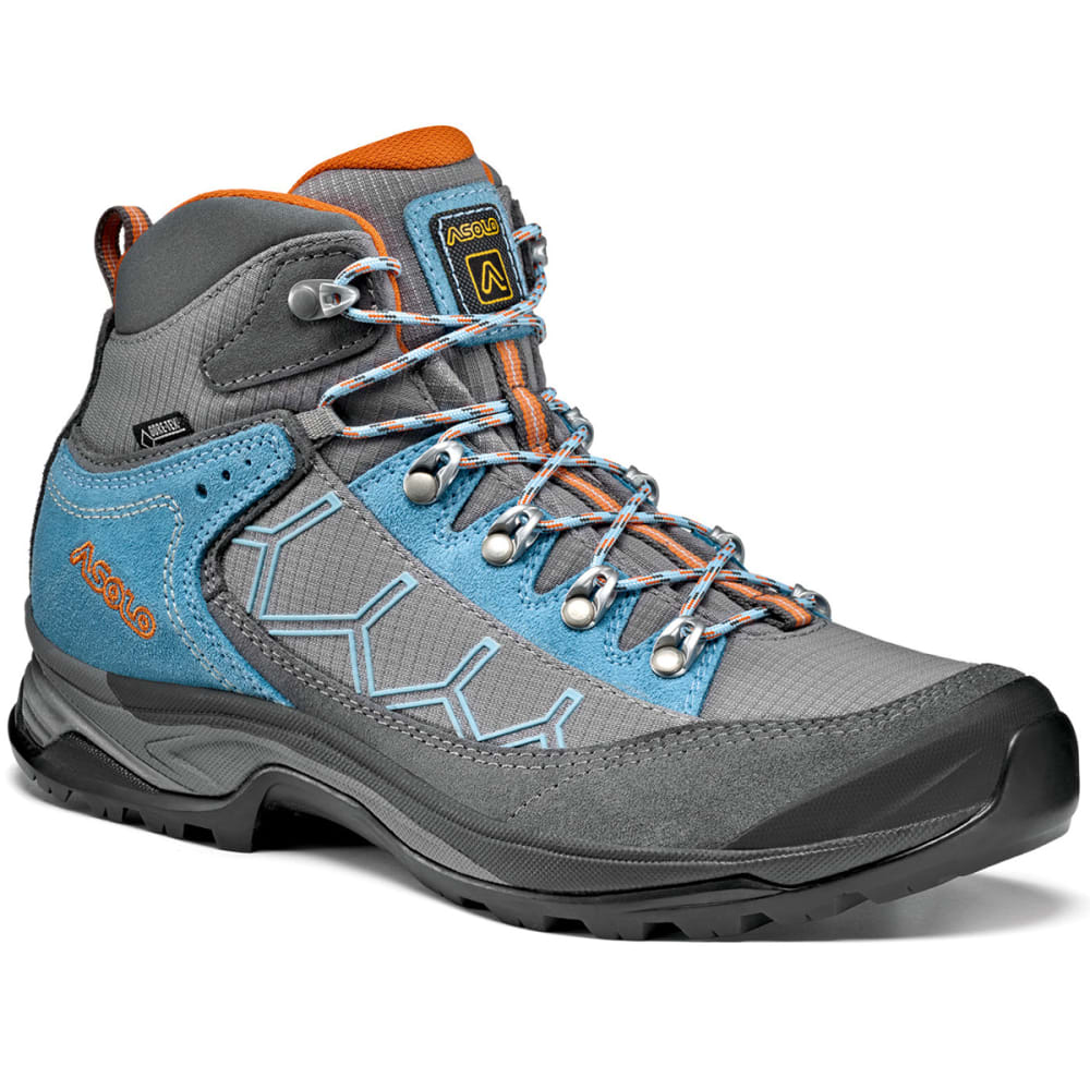 ASOLO Women's Falcon GV Hiking Boots - GREY/STONE
