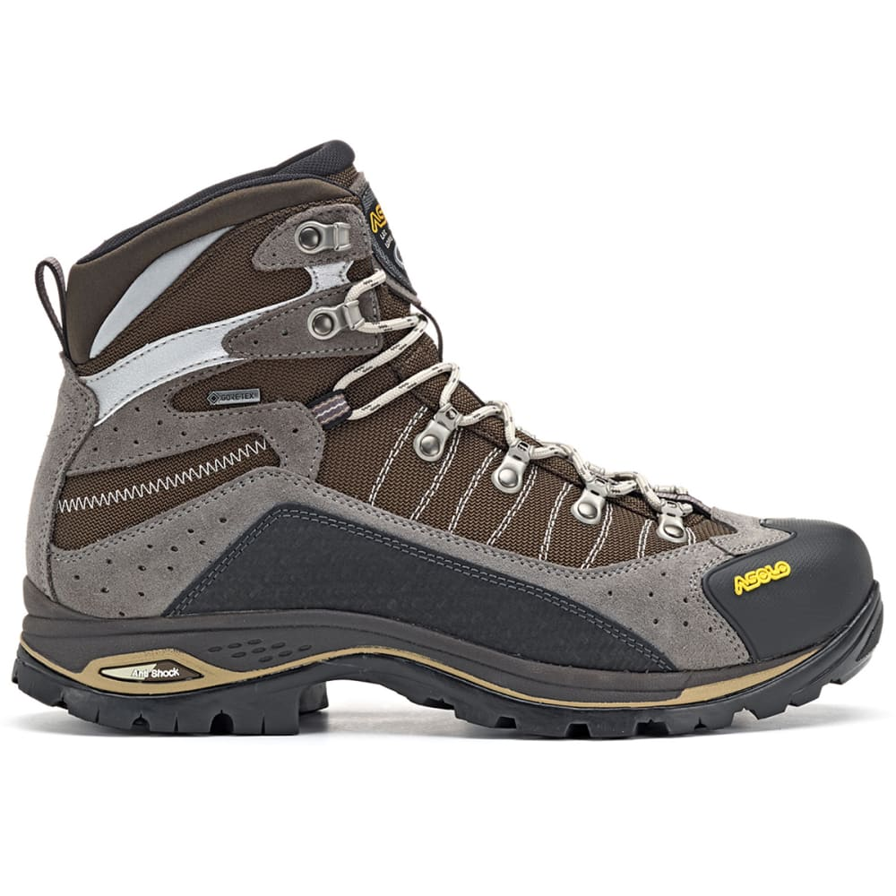 ASOLO Men's Drifter GV Hiking Boots - CENDRE/BROWN