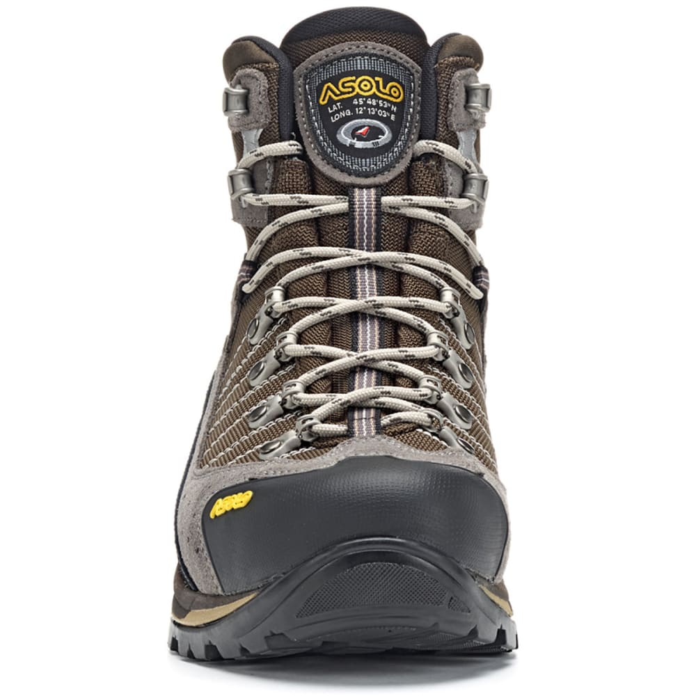 ASOLO Men's Drifter GV Hiking Boots - CENDRE/BROWN