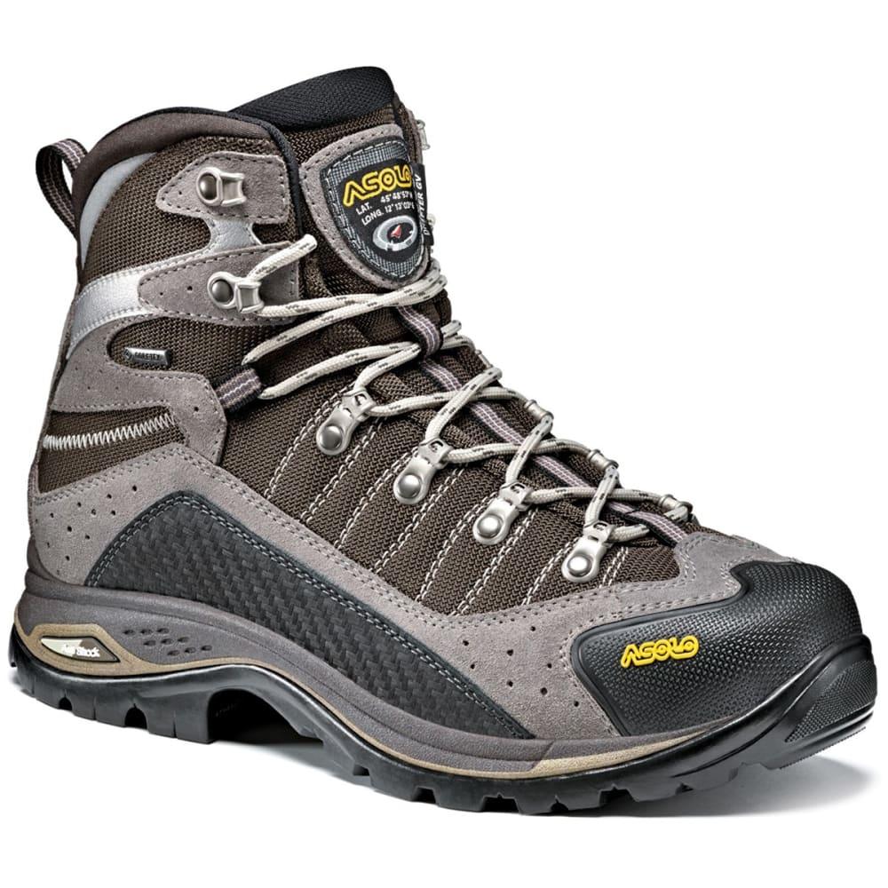 ASOLO Men's Drifter  EVO GV Hiking Boots - CENDRE/BROWN