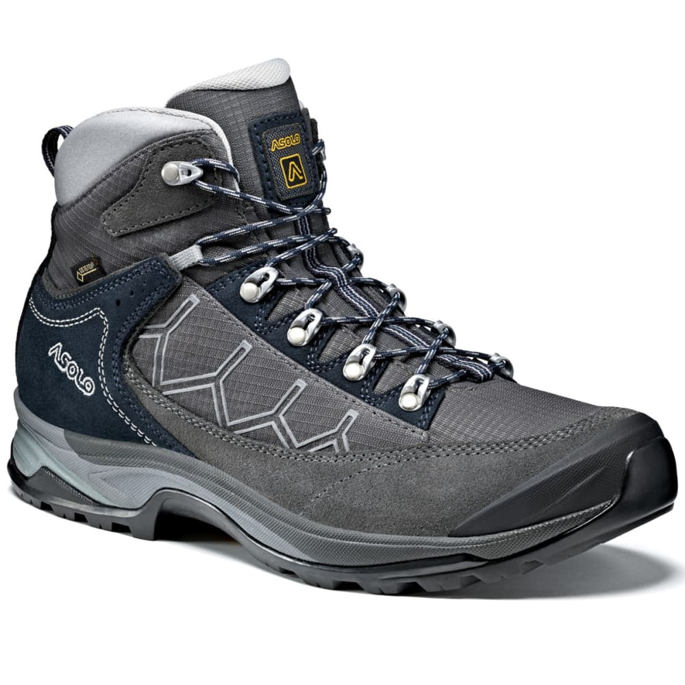 Asolo Men's Falcon Gv Mid Waterproof Hiking Boots - Black